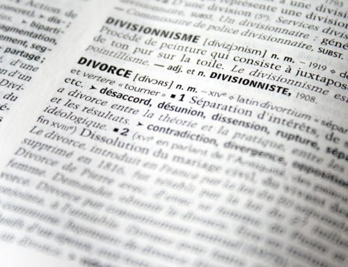 Divorce: le sort des dettes de communauté